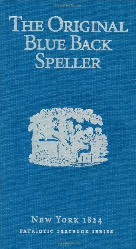 Original Blue Back Speller - 2