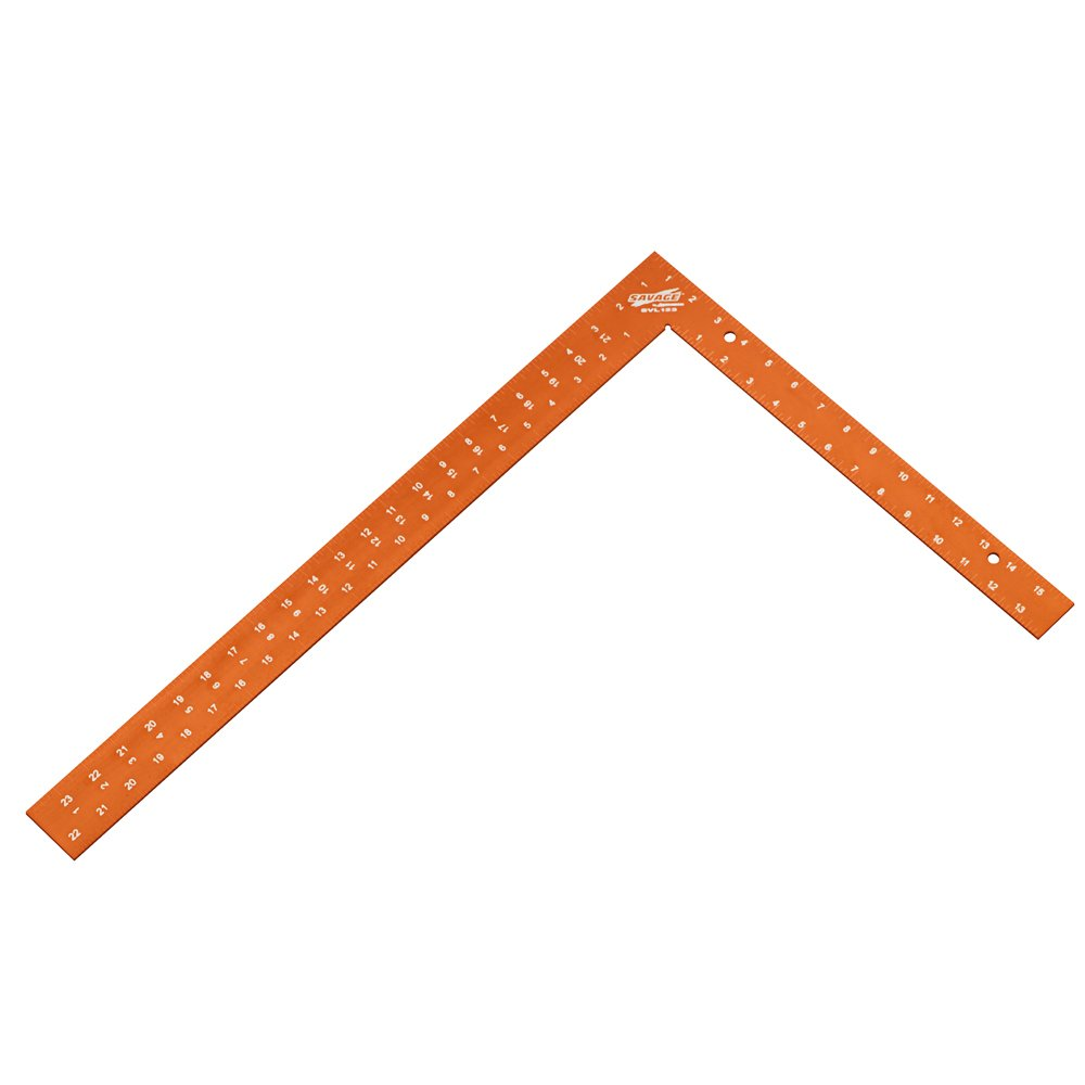 Swanson SVL123 12 Inch by 24 Inch Savage Builders Square