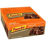 PowerBar Performance Chocolate Energy Bar - 2.29 oz. bar, 96 per case
