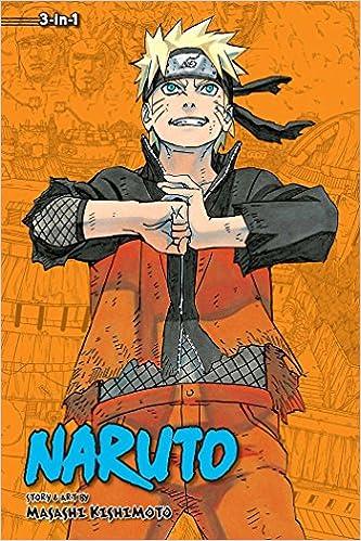 Amazon.com: Naruto (3-in-1 Edition), Vol. 22: Includes vols ...