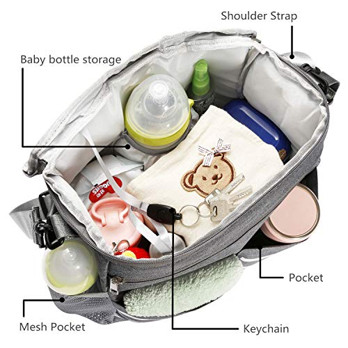 Conleke - Organizador para cochecito de bebé, universal, con 1 ...
