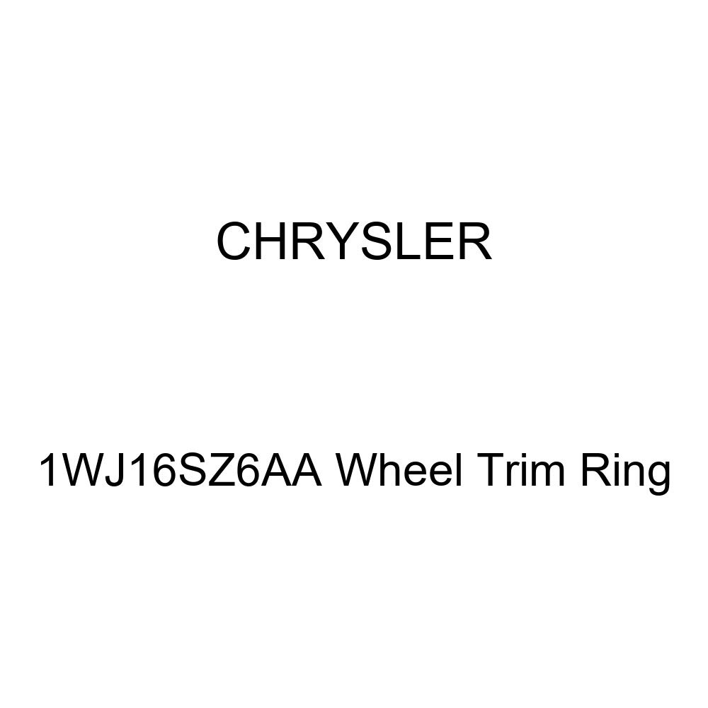 Chrysler Genuine 1WJ16SZ6AA Wheel Trim Ring