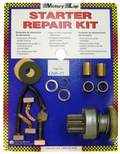 Victory Lap GMS-03 Starter Repair Kit