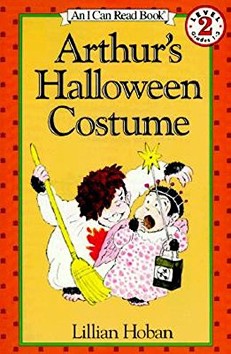 [Arthur's Halloween Costume (An I Can Read Book)] (Halloween Costume World)