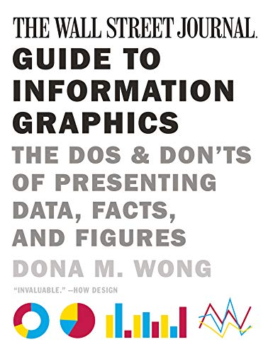 The Wall Street Journal Guide to Information Graphics: The Dos and Don'ts of Presenting Data, Facts, and Figures (Wall Street Journal)