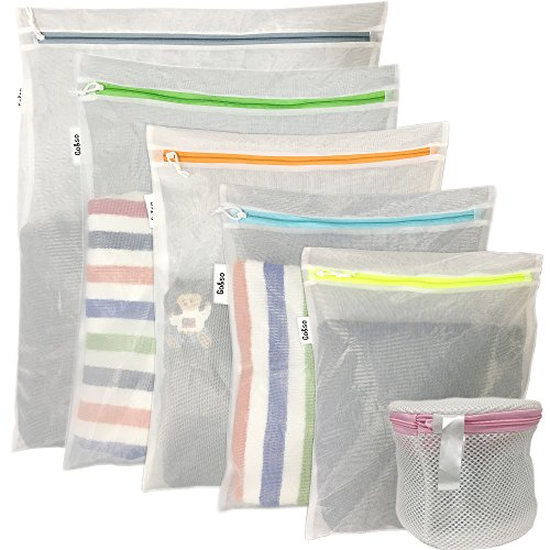 Laundry Bag 6 Pack-1 Extra Large 2 Large 2