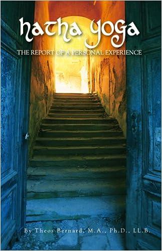 Amazon.com: Hatha Yoga (9780955241222): Theos Bernard: Books