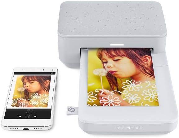HP Sprocket Studio Fotodrucker (10 x 15 cm Ausdrucke)