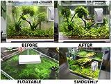 SUNSUN Aquarium Magnetic Cleaner, Glass and Acrylic