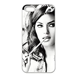 iPhone 4 4s Cell Phone Case Covers White alyssa Miller Hot Customized 3D Phone Case Cover XPDSUNTR09450