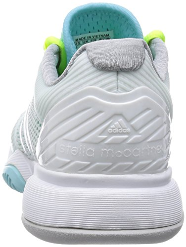 Adidas Señora McCartney Tenis Barricade Blanco de Stella Verde Zapatilla qqrAC