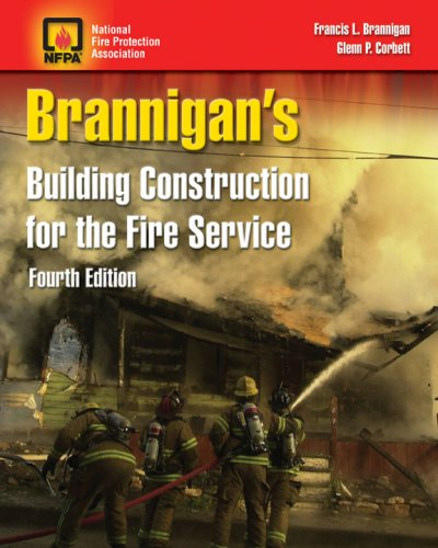 Branningan's Building Construction for the Fire Service (Depot Home Fireproof Material)