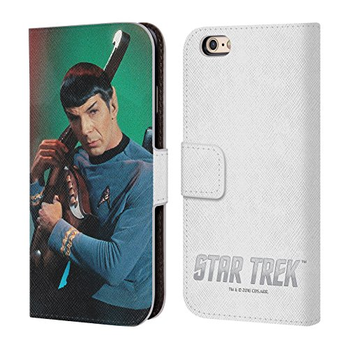 official-star-trek-harp-spock-leather-book-wallet-case-cover-for-apple-iphone-6-6s