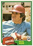 1981 Topps Baseball Complete Near Mint 726 Card