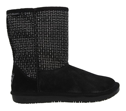Womens Size Iceland Shelbys Winter Black Skechers White Boot 10 7qPaRxd