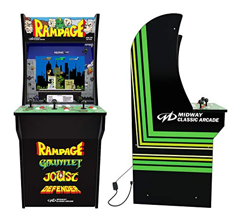 Rampage (3-Player Joy Stick) 4 Foot Arcade Machine