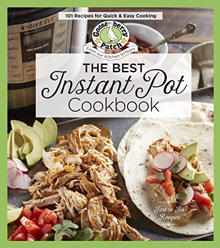 Best Instant Pot Cookbook (Keep It Simple) by Gooseberry Patch