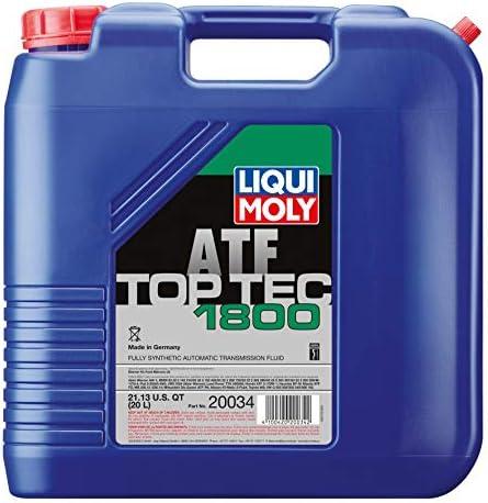Liqui Moly Top Tec ATF 1800 - Líquido de transmisión automática (20 L)
