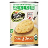 Health Valley Organic Soup - Chicken, Cream - Case of 12 - 14.5 oz.