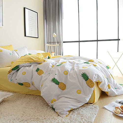 ORoa Bedding Sets Twin 3 Pieces Duvet Cover Sets