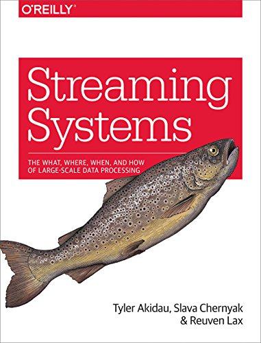 - Streaming Systems: The What, Where, When, and How of Large-Scale Data Processing