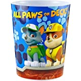 Nickelodeon Paw Patrol Rescue Crew Wastebasket, (1)