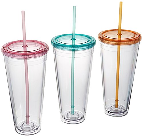 Insulated Travel Tumblers Double Acrylic product image