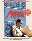 American Splendor: The Official Shooting Script by Robert Pulcini (2003-12-25)