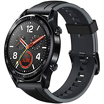 Amazon.com: HUAWEI Watch GT Sport - GPS Smartwatch with 1.39 ...