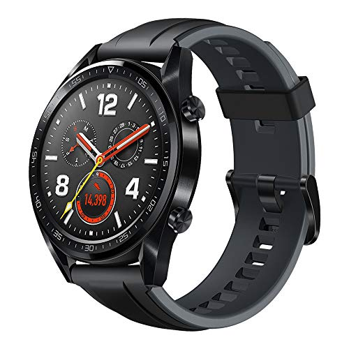 Huawei Watch 55023261 Fit Watch GT Classic Fortuna-B19S Black Stainless Steel Retail