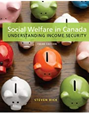 Social Welfare in Canada: Understanding Income Security