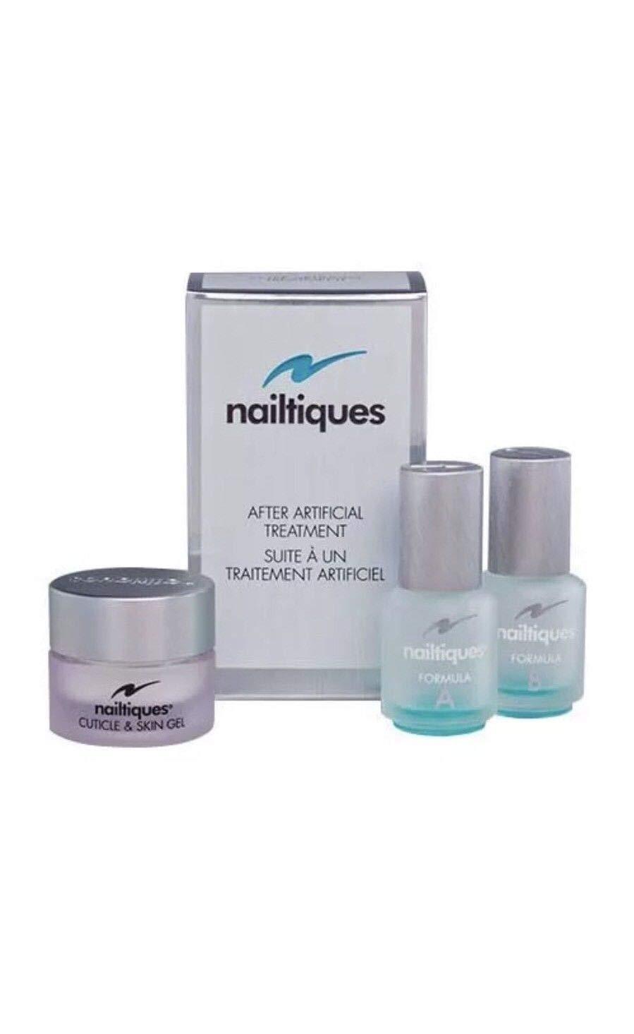 Amazon.com: Nailtiques After Artificial Treatment Kit: Health ...