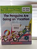 img - for Sight Word Tales 10-Book Boxed Set (Try Again Hen, All Puffins Just Love Muffins, Some Dogs Are Very Good, One By One, How Do You Make A Giraffe Laugh, Penguins Are Going On Vacation, Let's Make Soup Together, Don't Be Afraid Monster, Does Polly Want A Cracker, So Many Kinds Of Shoes) book / textbook / text book