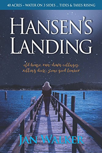 Hansen's Landing: 40 Acres - Water on 3 Sides - Tides & Taxes Rising