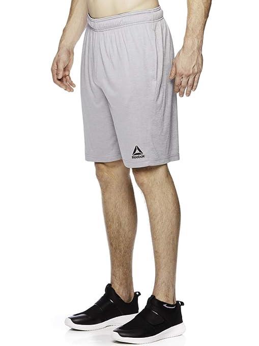 267a93761f4 Image Unavailable. Reebok Men  39 s Drawstring Shorts - Athletic Running   amp  Workout Short
