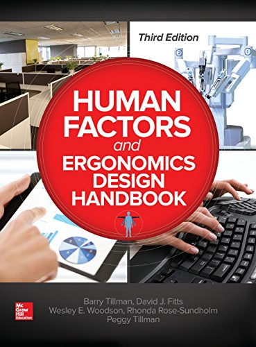 Human Factors and Ergonomics Design Handbook, Third Edition
