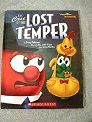 The Case of the Lost Temper (Veggie Tales - Values to Grow By)