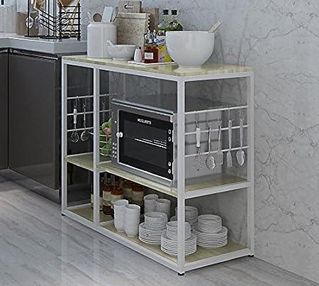 Kitchen Racks  Racks Shelves Kitchen Shelves 3 Layer Microwave Oven Rack  Creative Multi