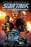 The Last Generation, Andrew Steven Harris, 1600104754