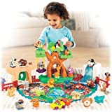 little animal figures - Fisher Price Little People A to Z Learning Zoo Playset