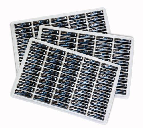 Chrome Pro Series AA Alkaline General Purpose Batteries 150 Pack