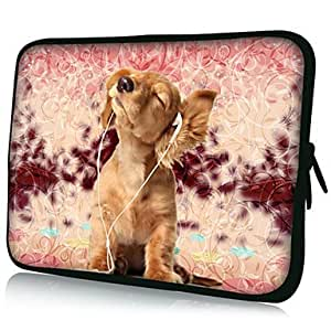 "Pet Pattern 7""/10""/13"" Laptop Sleeve Case for MacBook Air Pro/Ipad Mini/Galaxy Tab2/Google Nexus 18116 --- SIZE:7 inch"