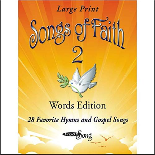 (Songs of Faith Vol. 2 Words Book)