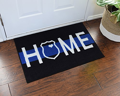 Police Home Welcome Door Thin product image