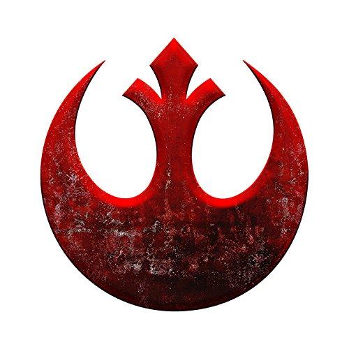 (Rebel Inspired Symbool Alliance Window Laptop Car Sticker 5.5