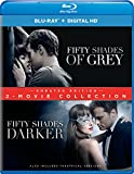 Fifty Shades of Grey / Fifty Shades Darker 2-Movie...