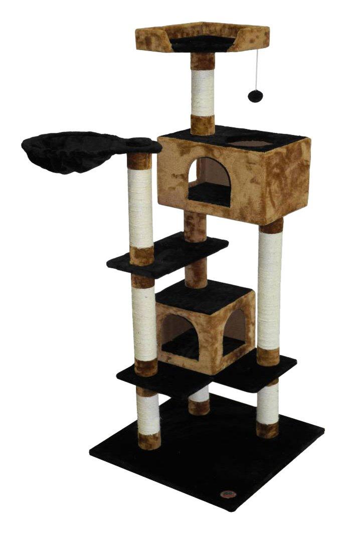 Go Pet Club F3015 Cat Scratcher Condo Furniture