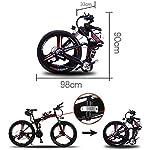 JXH-Mountain-Bike-Elettrico-con-Un-Sacchetto-250W-26-Bicicletta-elettrica-con-Rimovibile-36V-12-AH-agli-ioni-di-Litio-21-velocit-ShifterNero
