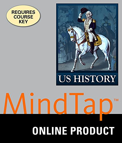 MindTap U.S. History, 1st Edition
