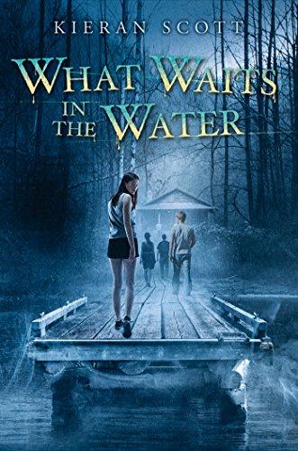 What Waits in the Water by [Scott, Kieran]